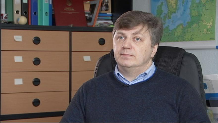 Vyacheslav Konovalov, International adviser, Narva City Office