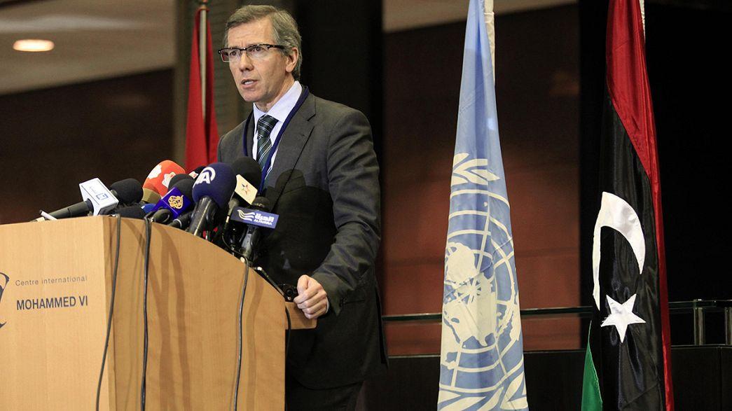 Primeras conversaciones de paz entre las dos facciones que luchan por controlar Libia
