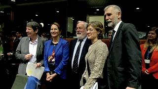 EU ministers endorse climate pledge ahead of UN conference