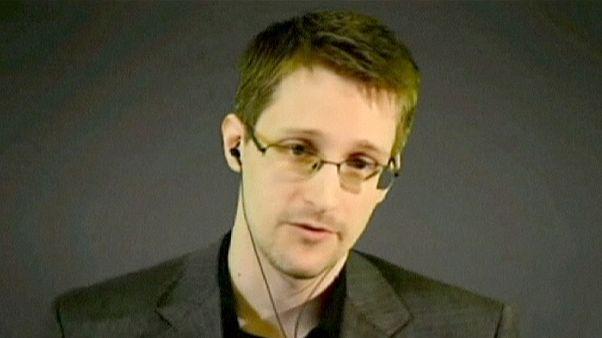 Menedéket kért Svájctól Edward Snowden