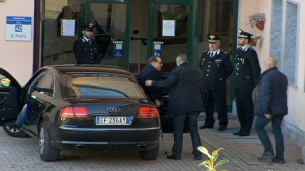 Italy: Berlusconi completes community service