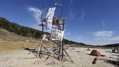 Se retoma el polémico proyecto de construcción de una presa en Francia a pesar de las protestas
