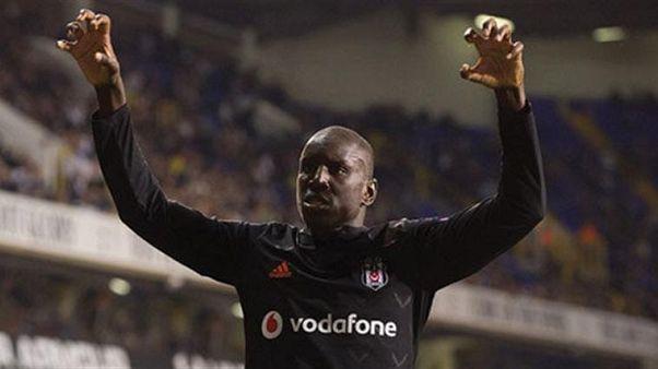 Beşiktaşlıların Demba Ba sevgisi
