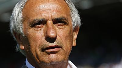 Halilhodzic agrees to take over as Japan coach