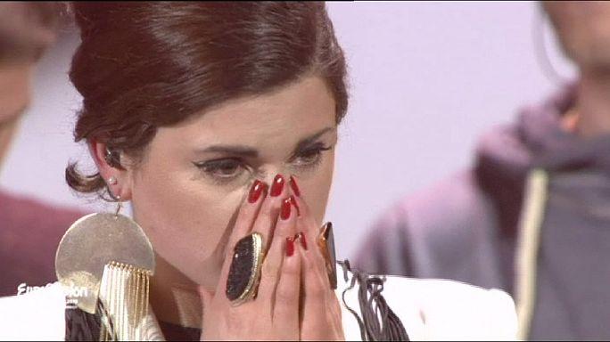 Botrány élőben – visszalépett a német Eurovíziós győztes