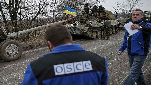Число наблюдателей ОБСЕ на востоке Украины нужно увеличить