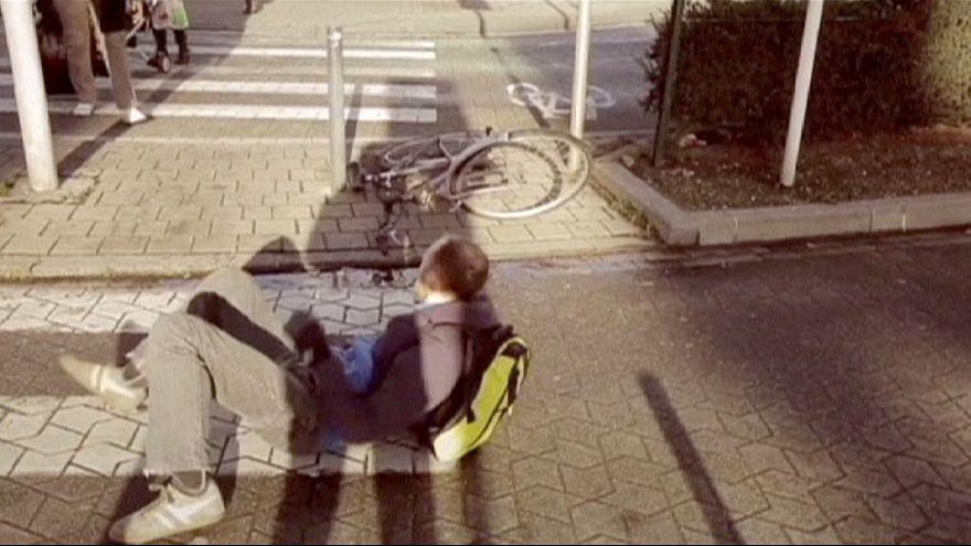 Fahrradfahren in Brüssel – ein Internethit