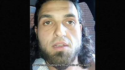New video shows Canada gunman blamed foreign policy for Ottawa attacks