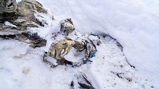 Meksika'da kar altından ceset çıktı