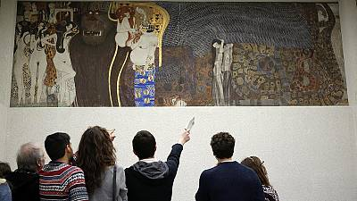 Austrian panel rules against returning Beethoven Frieze to Jewish heirs