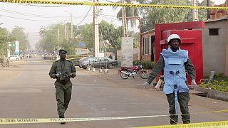 Blutbad im Nachtklub: Europäer in Hauptstadt von Mali getötet
