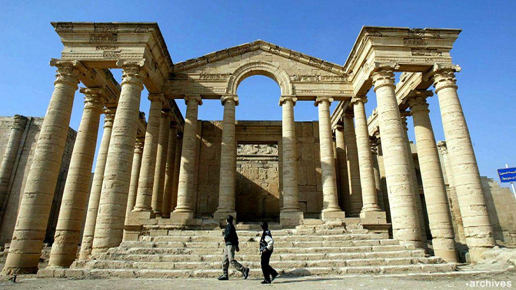 العراق: التخريب يطال مملكة الحضر الأثرية