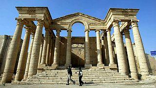 Irak : la cité antique de Hatra saccagée par les djihadistes (gouvernement)