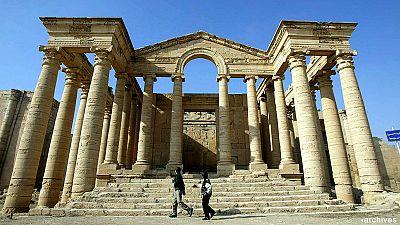 Iraque: Estado islâmico destrói ruínas milenares de Hatra