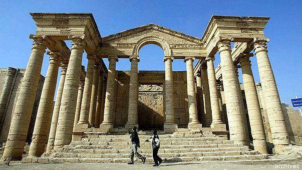 Hatra: nuevo objetivo de la ofensiva del grupo EI contra la historia milenaria de Irak