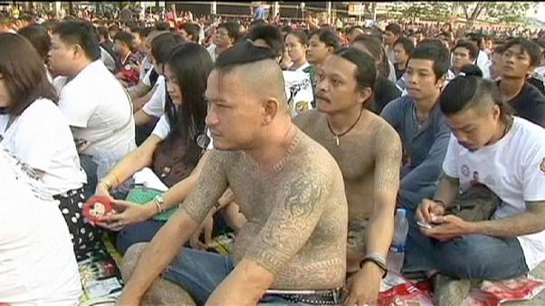 Supernatural tatoos in Thailand