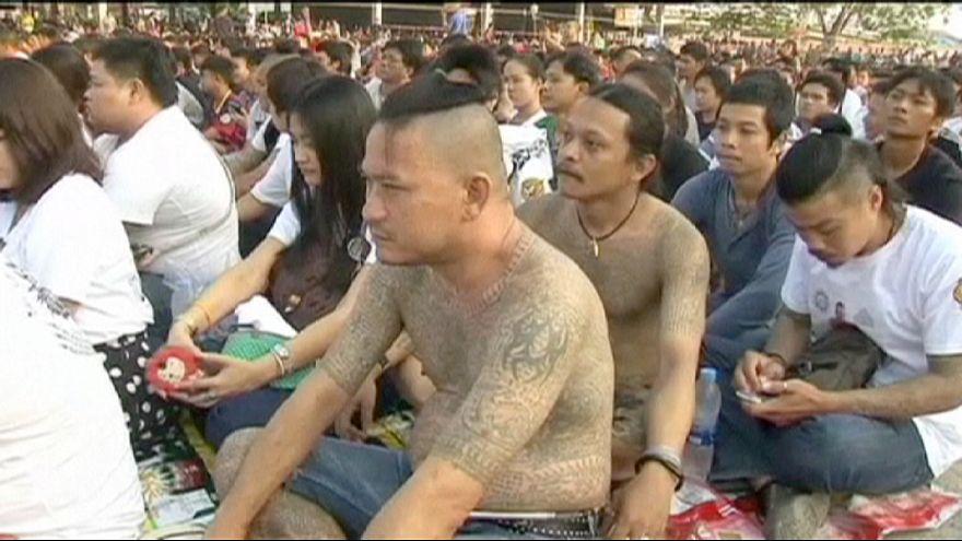 Tatouages supranaturels en Thaïlande