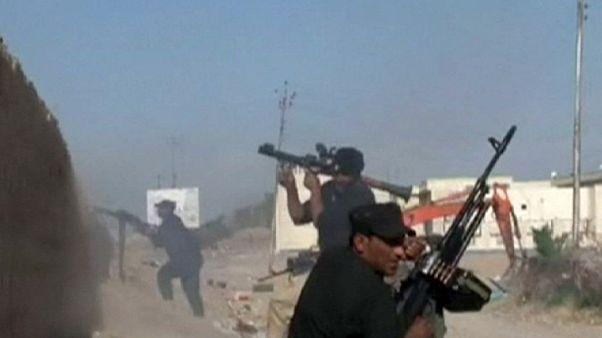 Iraque: Exército recupera controlo de cidades