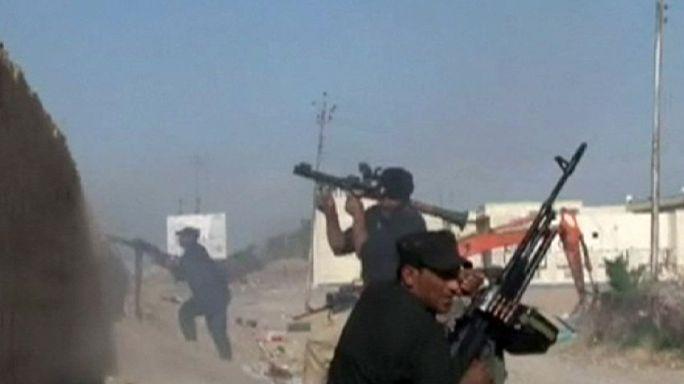Irakische Armee erobert al-Bagdadi zurück