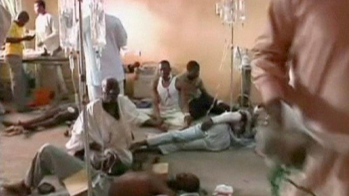 Nijerya'da bombalı saldırı onlarca can aldı