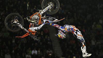 Motocross, X-Fighters: la prima vittoria di Moore arriva in Messico