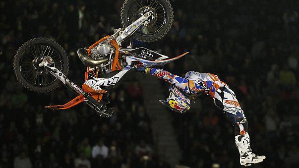 El australiano Clinton Moore triunfa en La MonumentalSe llevó el triunfo en la séptima prueba de la Red Bull X-Fighters
