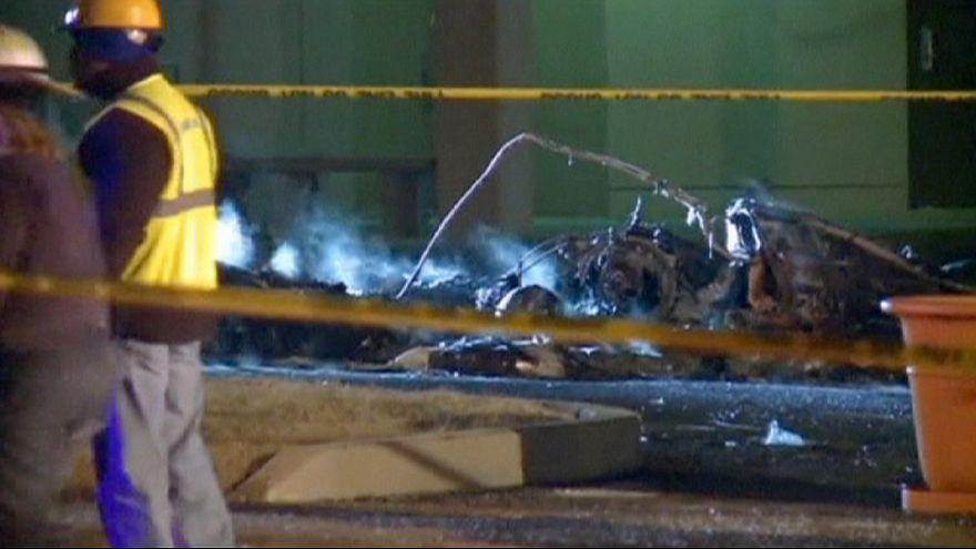 Missouri, cade l'elicottero del soccorso medico del Saint Louis University Hospital