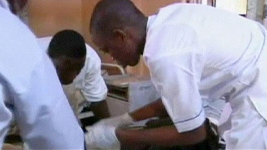 Decenas de muertos y heridos en varias explosiones en Nigeria