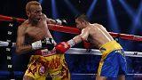 الملاكم التايلندي رون رونغ يفوز على الصيني شيمينغ