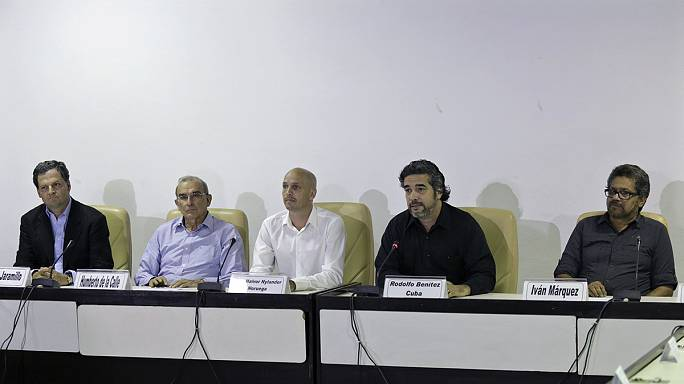 Правительство Колумбии и ФАРК договорились о разминировании