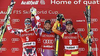 Jansrud conquista Globo de Cristal do Super-G