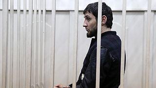 Inculpados dos de los cinco detenidos por el asesinato del líder opositor ruso Boris Nemtsov