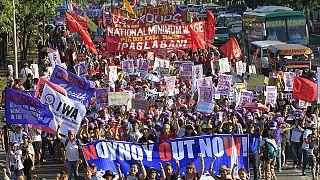 Journée internationale de la femme aux Philippines