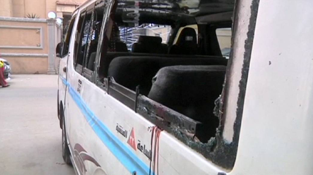 Bombs rock Egyptian city of Alexandria, killing at least one