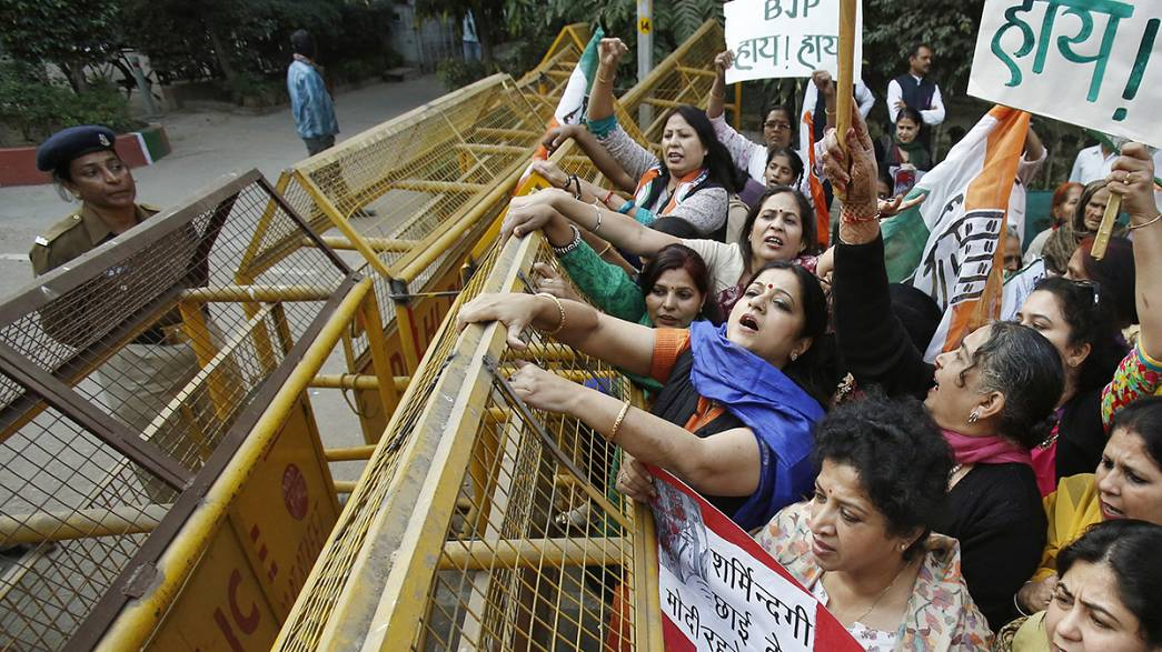 22 detenidos en la India por linchar a un violador