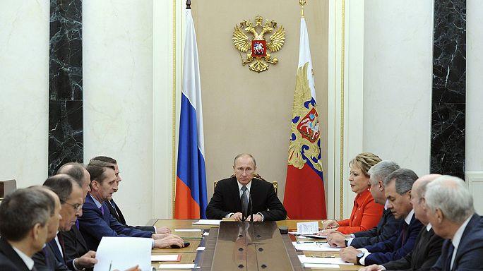 بوتين يعترف بالتخطيط لضم القرم إلى روسيا