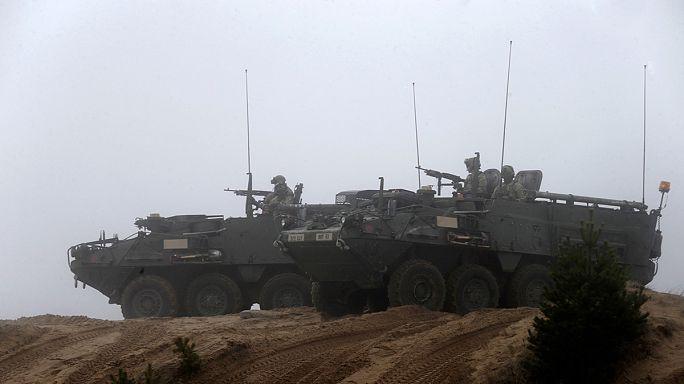 НАТО начинает маневры в Черном море