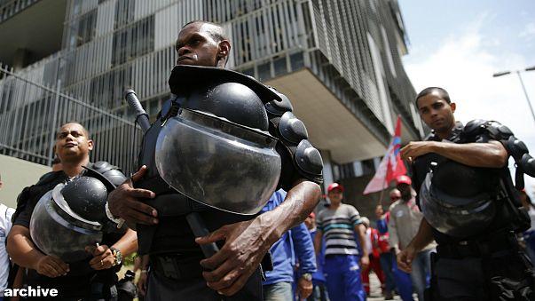 بحران سیاسی علیه دولت دیلما روسف همزمان با فساد مالی در برزیل