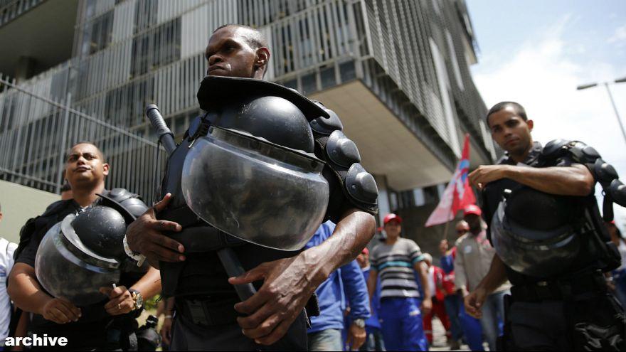 Korrupciós botrány Braziliában