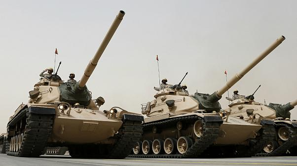 Szaúd-Arábia a világ legnagyobb fegyverimportőre