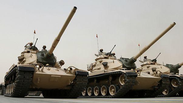 السعودية الأولى في العالم في استيراد الأسلحة