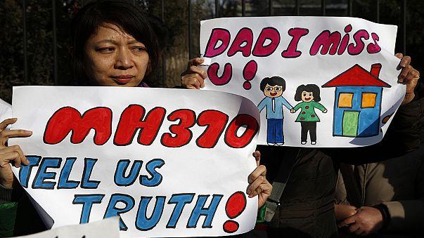 Verschwundenes malaysisches Flugzeug: Zwischenbericht ohne Ergebnisse
