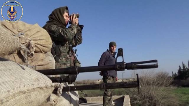 """Meet the militia fighting ISIL's """"dictatorship and inhumanity"""" in Syria"""
