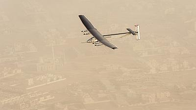 Solar Impulse 2 reaching for zero emissions record