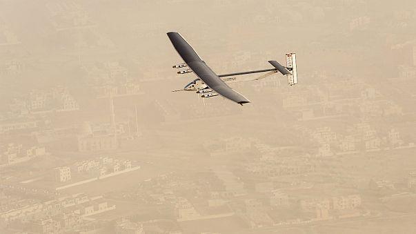 Solar Impulse 2, 25 günde Dünya turu yapmaya hazırlanıyor