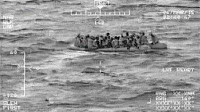 Over 50 Syrian migrants rescued from sinking boat near Turkey