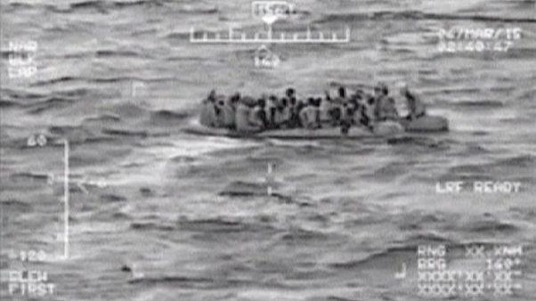 Affonda imbarcazione, soccorsi nel mare Egeo dalla Guardia costiera turca 51 siriani