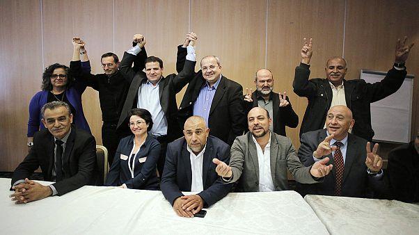 فهرست مشترک احزاب عرب اسراییل در انتخابات پارلمانی