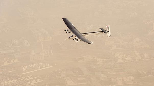 Première étape réussie pour Solar Impulse 2