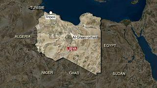 گروگان گیری داعش در یک میدان نفتی لیبیایی